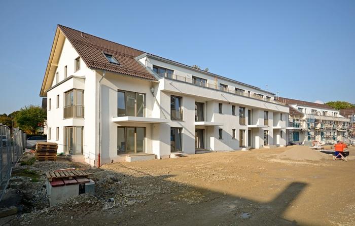 Bewertung von Immobilien